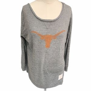 ORIGINAL RETRO BRAND Texas Longhorns Sweatshirt